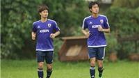 'Sát thủ' của U23 Nhật Bản xuất hiện