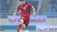 U23 Malaysia 1-2 U23 Việt Nam: Công Phượng lại 'nở hoa'