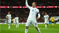 Anh 4-0 Lithuania: Rooney lại ghi bàn. Welbeck vẫn hay. Harry Kane bừng sáng trận ra mắt