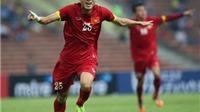 Góc kỹ thuật: Bất ngờ U23 Việt Nam