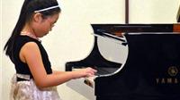 Thần đồng piano trở thành Gương mặt trẻ tiêu biểu Việt Nam