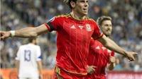 Israel 0-3 Xứ Wales: Bale rực sáng, xứ Wales độc chiếm ngôi đầu bảng B