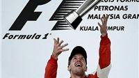 Malaysian Grand Prix: Vettel nhuộm đỏ Sepang
