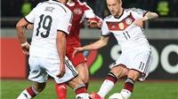 Georgia 0-2 Đức: Goetze độc diễn, Reus và Mueller lập công, Đức bám sát Ba Lan