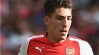 Bellerin có thể rời Arsenal về Barca giống Fabregas