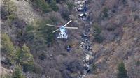 Ngày 8/4 ngừng tìm kiếm thi thể nạn nhân vụ rơi máy bay Airbus A320 của Germanwings