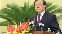 Bí thư Thành ủy Hà Nội Phạm Quang Nghị: Đầu tư văn hóa là đầu tư cho con người