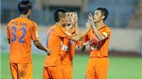 SHB Đà Nẵng – Nam Định 1-0: Vũ Phong cứu SHB Đà Nẵng