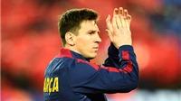 Góc nhìn: Không thể đánh bạc với sức khỏe Messi!