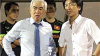 Chủ tịch VFF Lê Hùng Dũng: 'Chỉ Calisto, Riedl mới đủ tư cách phán xét HLV Miura'