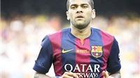 Barca tìm người thay Dani Alves: Coi chừng lặp lại thảm họa