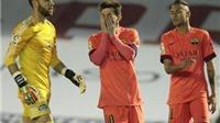 CẬP NHẬT tin sáng 6/4: 'Barca không thắng xấu xí'. Djokovic đăng quang ở Miami Open