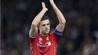 Henderson muốn mức lương 100 nghìn bảng/tuần ở Liverpool