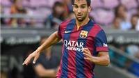 Liverpool 'săn' Montoya của Barca ráo riết