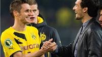 Dortmund 3-2 Hoffenheim: Người hùng Sebastian Kehl giúp Dortmund vào bán kết