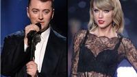 Sam Smith, Taylor Swift dẫn đầu giải âm nhạc Billboard