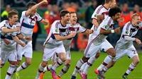 Bayern Munich hạ Leverkusen bằng luân lưu, gặp Dortmund ở bán kết Cúp QG Đức
