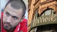 Cựu ngôi sao Liverpool Andrea Dossena bị bắt: Ăn cắp hay quên trả tiền?