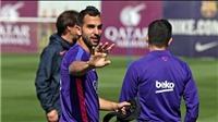 Cầu thủ Montoya của Barca gây sốt với pha sút bóng vào rổ từ khoảng cách 30m