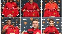 Các tân binh của Man United: Cứ tốn nhiều tiền thì gây thất vọng