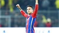 Thiago Alcantara: Làm lại từ con số 0