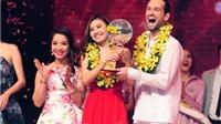 Nhờ khán giả Ninh Dương Lan Ngọc đăng quang 'Bước nhảy hoàn vũ'