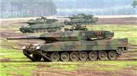 """Đội hình xe tăng Đức """"vươn vai"""" vì tình hình Ukraine và Nga"""