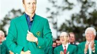 Jordan Spieth vô địch giải golf U.S Masters với một loạt kỷ lục