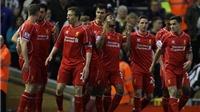 Liverpool 2-0 Newcastle: The Kop chỉ còn kém Man City 4 điểm