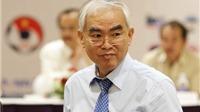 Chủ tịch VFF Lê Hùng Dũng: 'Đội tuyển Việt Nam vào bảng này có vẻ dễ thở'