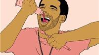 """Bùng nổ tranh ảnh chế vụ Madonna """"cưỡng hôn"""" Drake"""