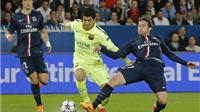 CHẤM ĐIỂM PSG 1-3 Barca: Suarez và Mascherano quá hay. Thảm họa Luiz, Cavani