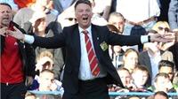 Van Gaal: 'Thua Chelsea là trận hay nhất của Man United mùa này'