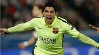 Luis Suarez: Chuyên gia của những trận đấu lớn
