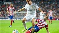 01h45 ngày 23/04, Real Madrid - Atletico Madrid (lượt đi 0-0): Đọ độ lỳ cùng Simeone