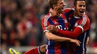 CHẤM ĐIỂM: Thiago quá hay, Lewandowski cũng không kém cạnh. Thảm họa Diego Reyes
