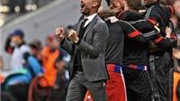 HỒ SƠ: Những màn ngược dòng sốc nhất ở Champions League của Guardiola, Mourinho, Van Gaal và... Moyes