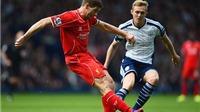 Liverpool 0-0 West Brom: Lễ kỷ niệm buồn của Gerrard