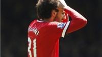 Năm điều rút ra từ trận Everton 3-0 Manchester United: Báo chí đã thổi phồng Fellaini
