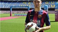 01h00 ngày 29/4, Barcelona - Getafe: Chào Camp Nou, chào Vermaelen