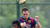 Luis Enrique xác nhận: Vermaelen có thể ra mắt Barca sau 8 tháng dưỡng thương