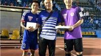 'Than Quảng Ninh chưa may mắn khi đá sân nhà'