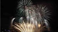 'Bản giao hưởng sắc màu' của Úc vô địch pháo hoa quốc tế Đà Nẵng 2015