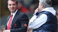 Rodgers: 'Liverpool sẽ xếp hàng danh dự để chào đón nhà vô địch Chelsea'