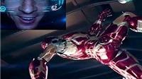 Messi trở thành Iron Man trong quảng cáo của Marvel