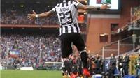 Sampdoria 0-1 Juventus: Vidal lập công, Juventus vô địch Serie A trước 4 vòng đấu