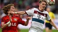 Leverkusen 2-0 Bayern Munich: Dành sức cho Barca, 'nhà Vua' gục ngã