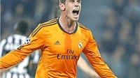Real Madrid: Chờ sự khác biệt từ Gareth Bale