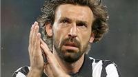 Pirlo mơ vô địch Champions League: Cho lần cuối cùng rực rỡ