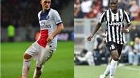 Vượt Pogba, Verratti là tiền vệ trung tâm U23 hay nhất châu Âu. Neymar 'hít khói' Felipe Anderson